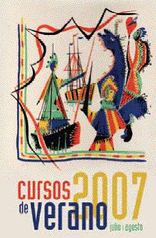 Cursos de verano 2007. Universidad de Almería