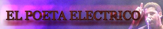 el poeta electrico Lapido en las escuelas.