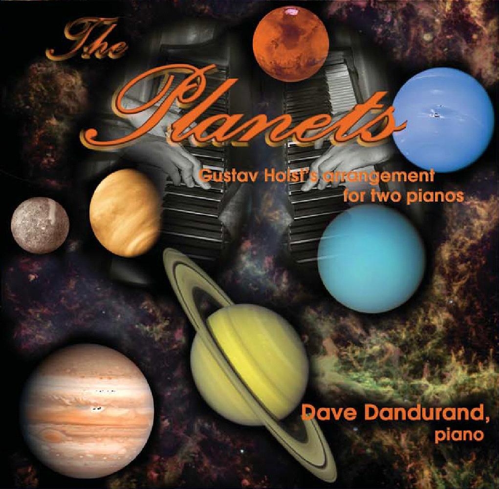 planets La sinfonía de los planetas: es lo que era.