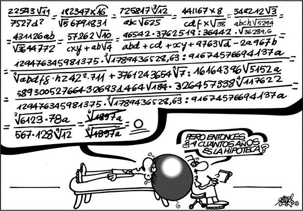 forges Matemáticas y sociedad.