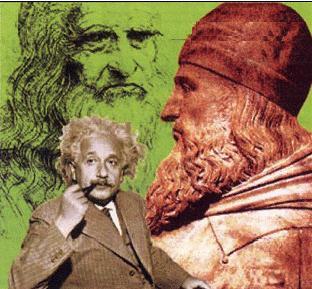 Fundadores de las ciencias.
