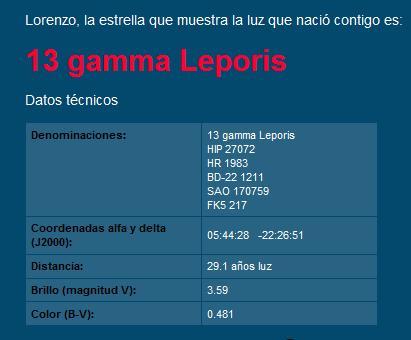 caracteristicas-de-13-gamma-leporis