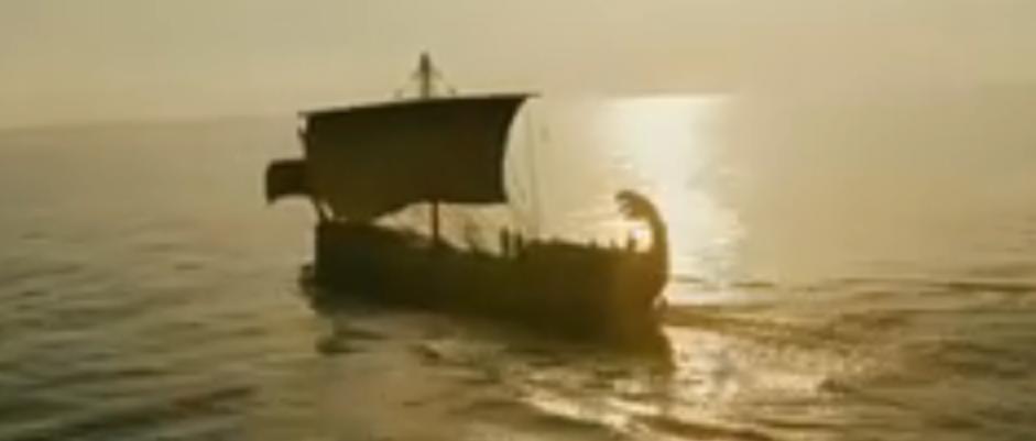 barco hipatia ¿Y si el mástil del barco de Hipatia hubiera sido más alto?