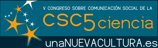 V congreso sobre comunicación social de la ciencia