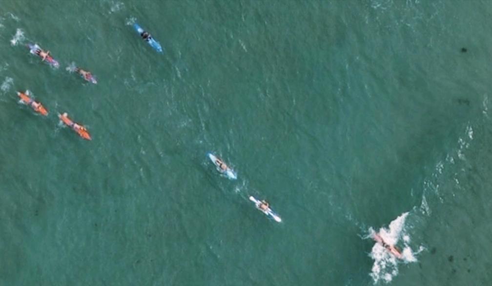 piraguas En las antípodas con Bill Bryson y Google Earth.