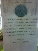 Proust 150x200 Louis Proust y Segovia.