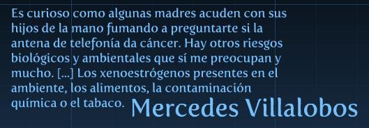 mercedes villalobos 2 Medicina, educación y cáncer. Entrevista a Nicolás Olea y Mercedes Villalobos.