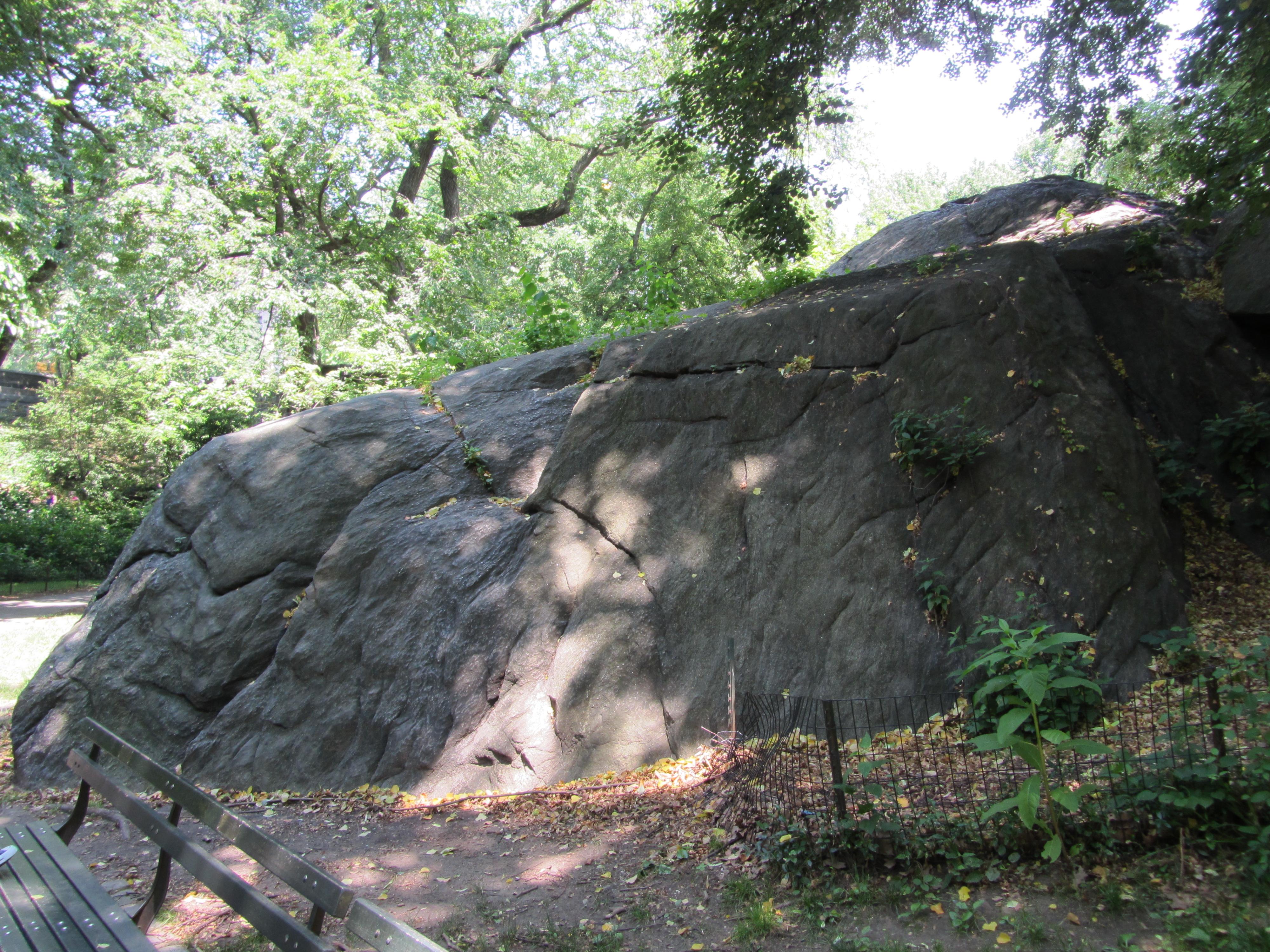 roca central park Lo que hace posible New York.