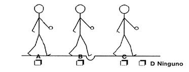 amigos caminando 20 cuestiones (más) para saber si alguien sabe física sin cálculos.