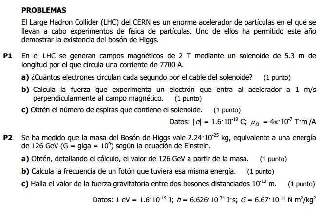 LHC El salto de Falete y la contextualización en el aula.
