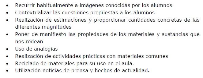 actividades El salto de Falete y la contextualización en el aula.