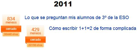 meneame 2011 Cienciaonline cumple 7 años.