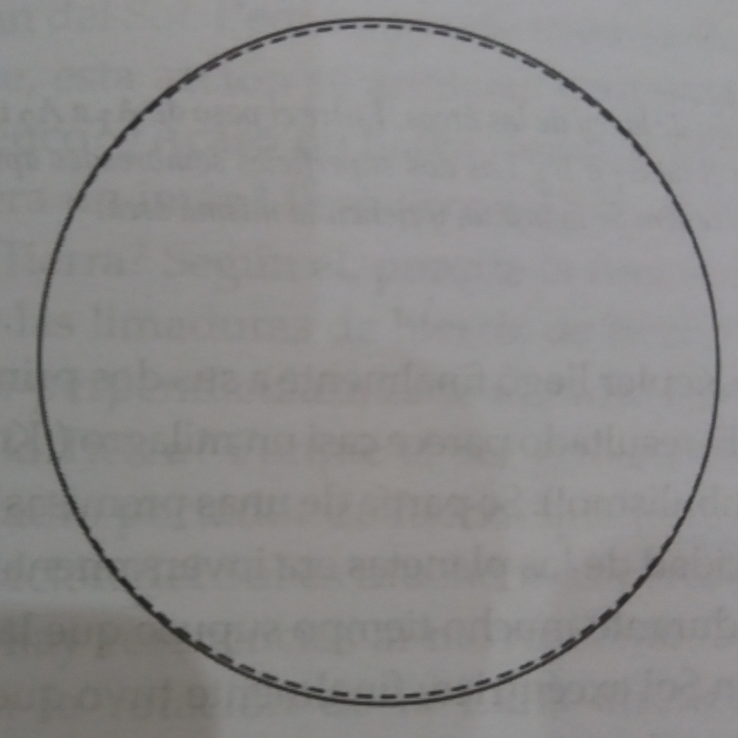 órbita elíptica Libros de texto (III): las elipses de Kepler.
